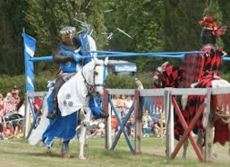 Joust, Eat, Dance
