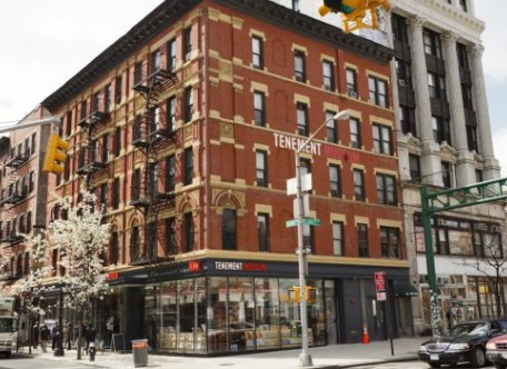 Get In Touch With Manhattan's History at the Tenement Museum